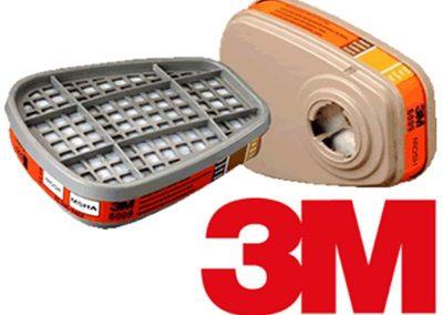 CARTUCHO 3M MODELO 6009